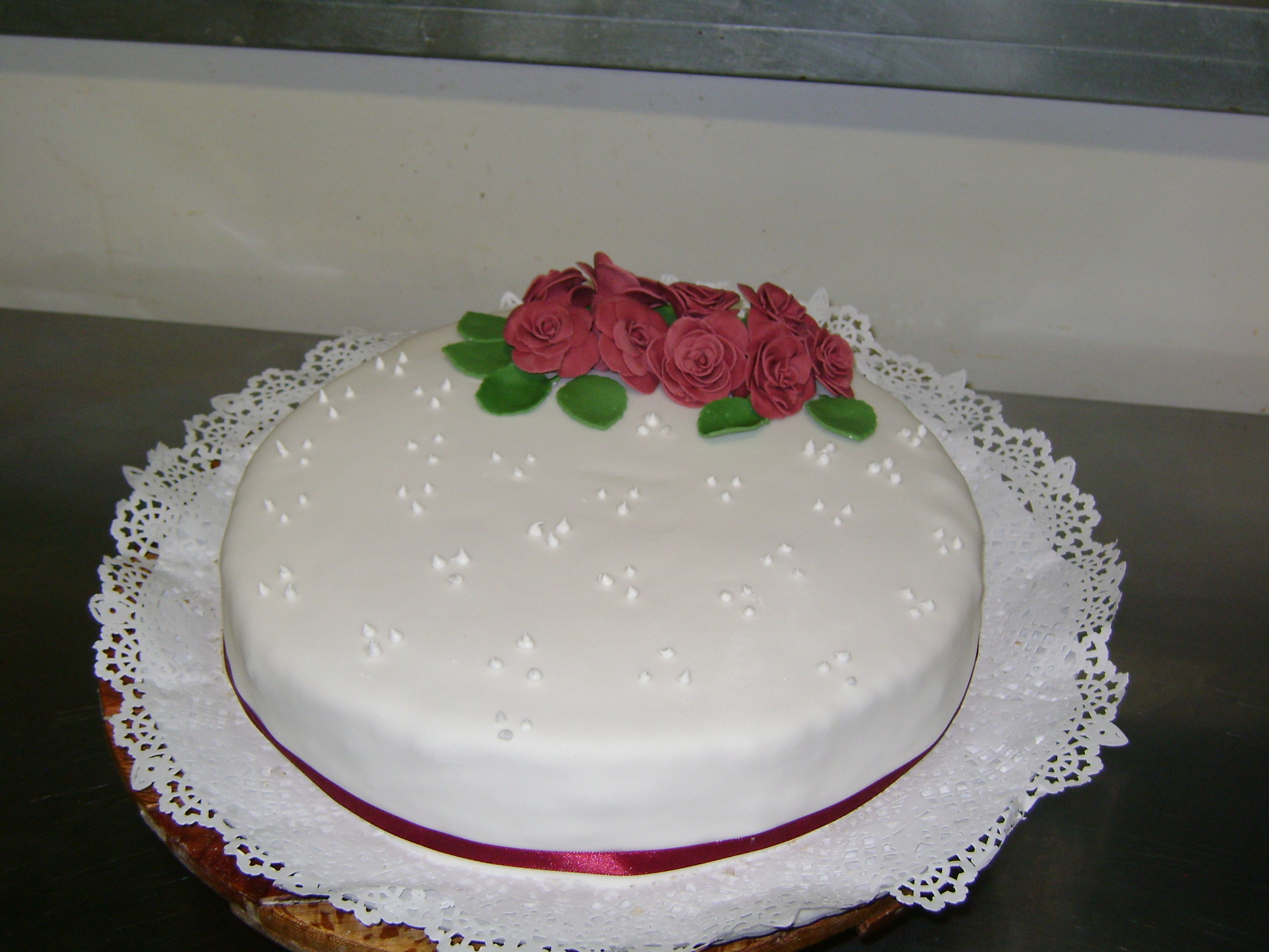 Torta Matrimonio Civil O Cake
